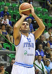 33. Pietro Aradori (Italy)